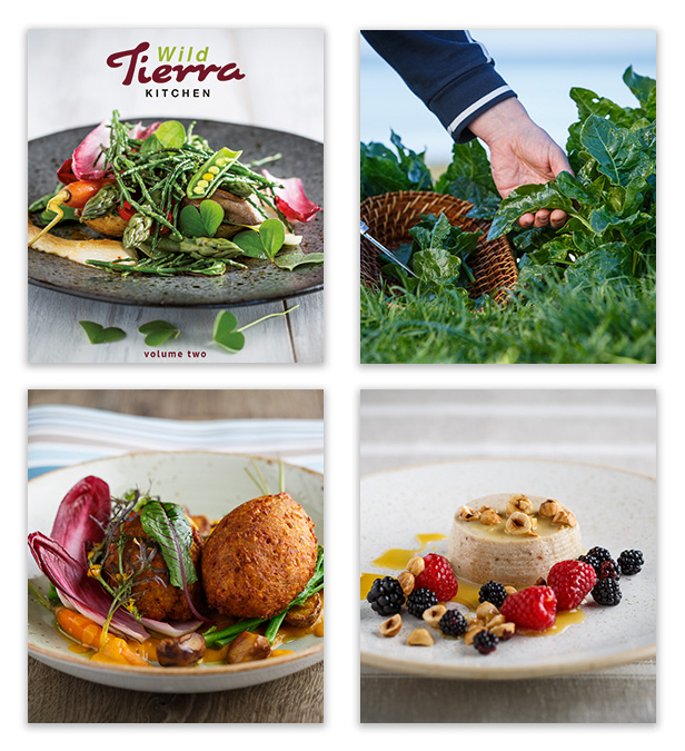 Tierra Kitchen Cookbook - Volume two