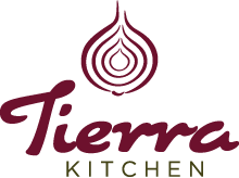 terra kitchen logo menus